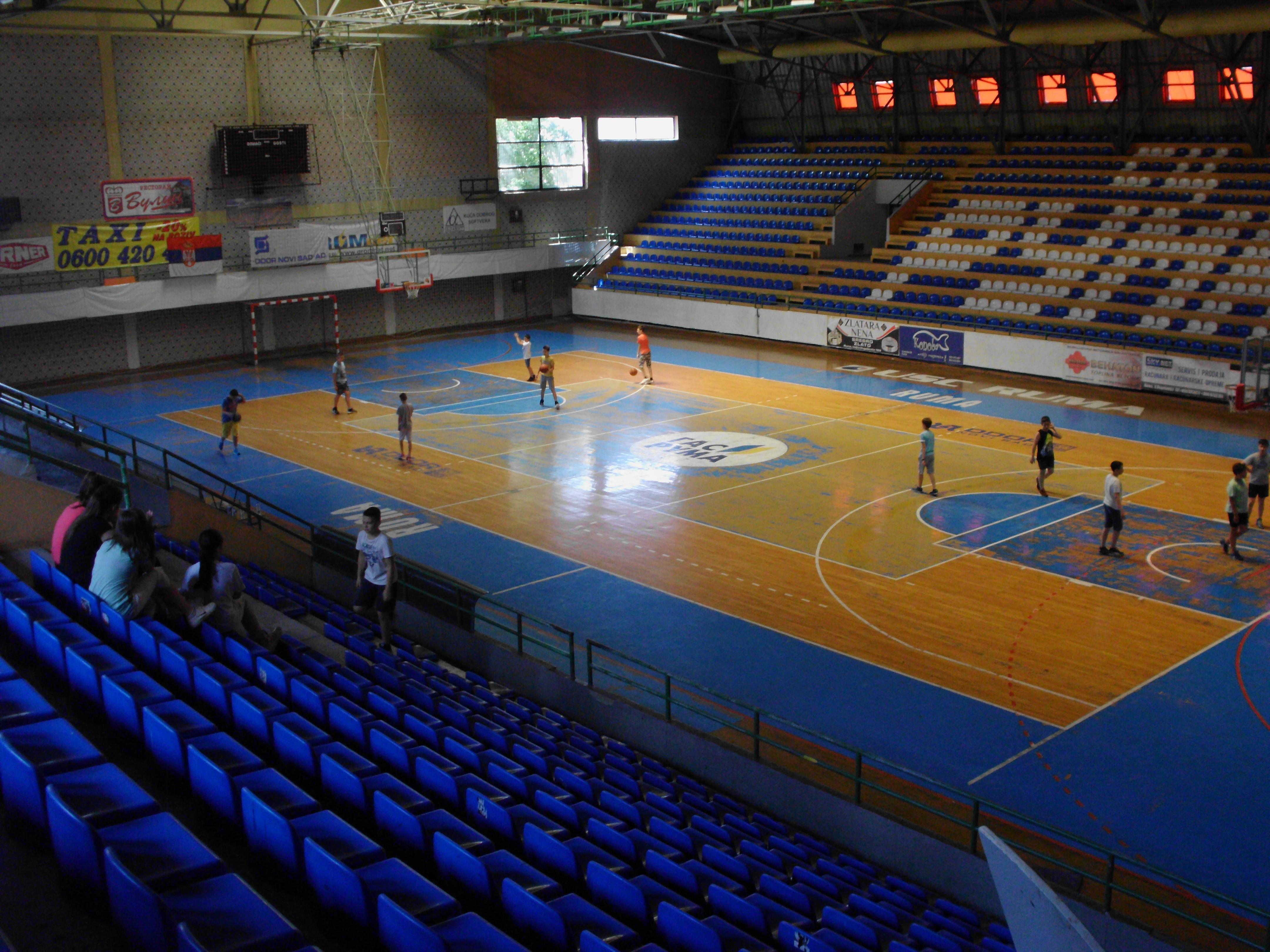Sportski centar Ruma