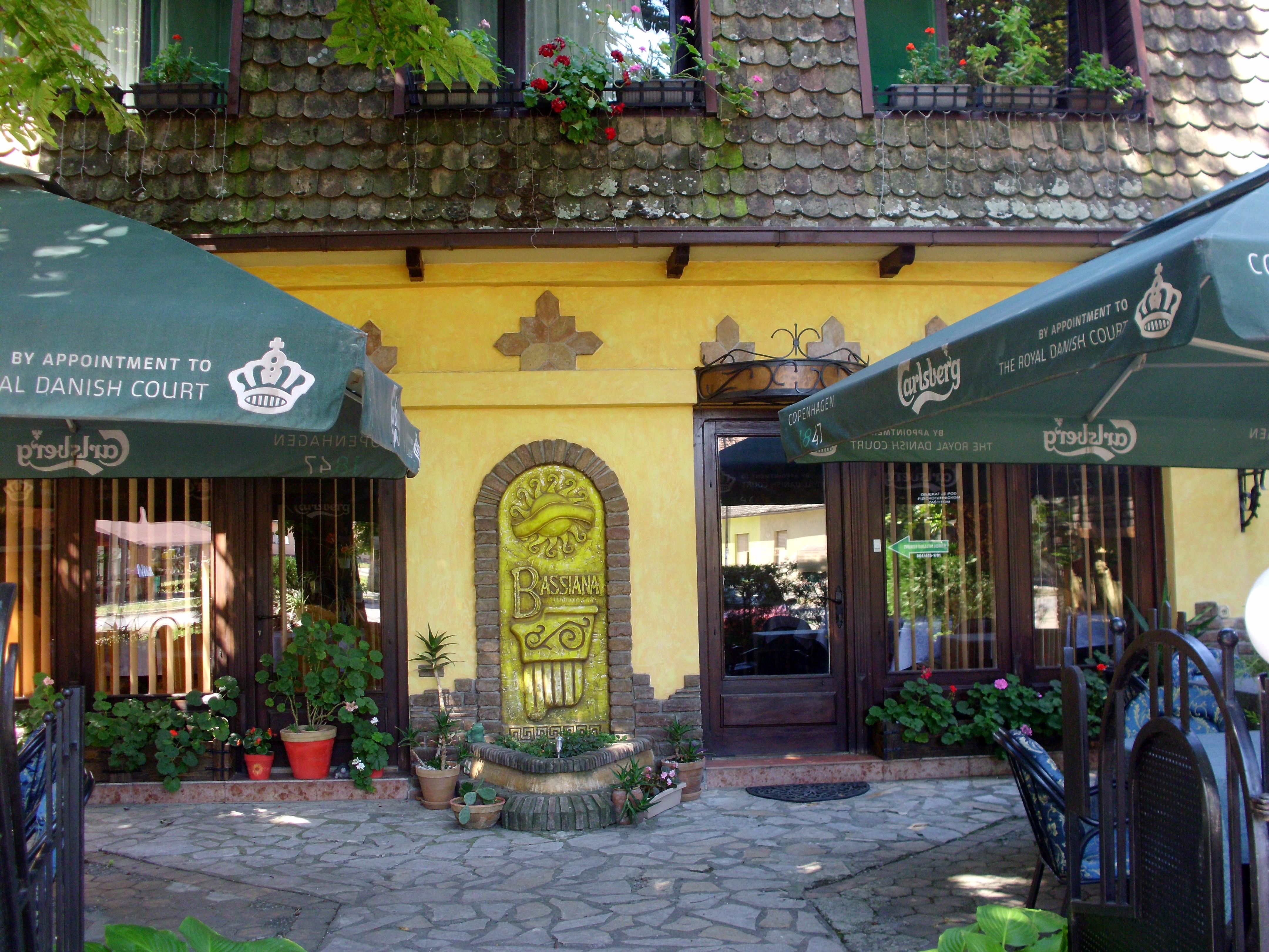 "Ресторан ""Басиана"""